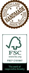 Handmade, FSC